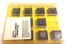 10 Wendeplatten inserts SNXF 120412ENLD  KC524M von Kennametal Neu  OVP H4919