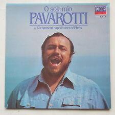 PAVAROTTI O sole mio & 12 chansons napolitaines 591233