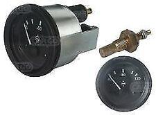 Water Temperature Gauge and sender Unit 24 volt Truck, Plant, Boat,