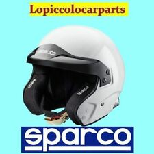 CASCO JET RALLY SLALOM  RACING SPARCO PRO RJ-3 OMOLOGATO FIA  SNELL 2015 003353