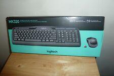 Logitech MK320 Wireless Keyboard and Mouse Combo NEW - SEALED BOX!