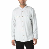 Vans Off The Wall Men's Pembroke L/S Woven Shirt (Retail $55)