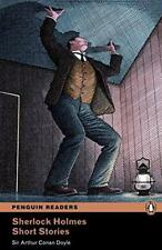 Sherlock Holmes Short Stories Book & Mp3 Paquete: Nivel 5: Pingüino LECTORES