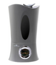 Air Innovations Clean Mist Digital Ultrasonic Humidifier - Platinum