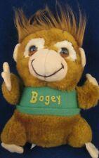 VTG 80s Shirttails Shirt Tails Plush Monkey Bogey 20p11 Stuffed Animal Toy Tales