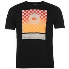 Quiksilver Crew Neck T-Shirts for Men
