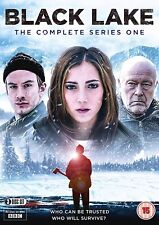 BLACK LAKE 1 (2016/2017): Swedish 'Svartsjon' BBC TV Season Series - DVD NEW UK