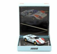 CMR 1/43 Scale CMR43055 - Ford GT40 MkII - 2nd 24h Le Mans 1966 #1 Miles/Hulme
