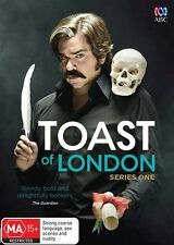 Toast of London: Series 1 DVD NEW