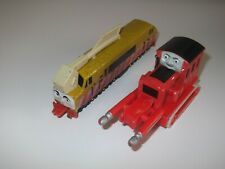 Thomas the Tank Engine and Friends ERTL Trains Diesel 10 and Thumper