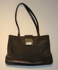 Handtasche / Shopper - BREE - Leder schwarz - 44 x 33 cm - Business - Elegant