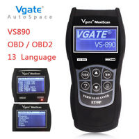 Vgate VS890 Maxiscan OBD2 CAN Car BUS Fault Reader Code Scanner Diagnostic Tool7