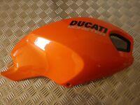 ecope orange droite carénage coque réservoir flanc DUCATI Monster 696 1100 1100S