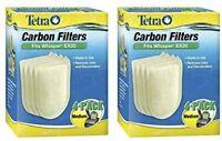 Tetra Carbon Filters, for Aquariums, Fits Whisper EX Filters Medium 8 counts