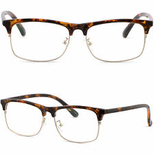 Plastic Browline Frame Prescription Glasses Transitions Sunglasses Tortoiseshell