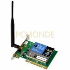 Cisco-Linksys WMP54G Wireless-G PCI Adapter (pp)