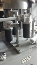Parker Fluid Power Systems with Thermal Heat Exchange and Baldor Motor + Filters