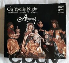 Anonymous 4 - On Yoolis Night : Medieval Carols and Motets - CD Album
