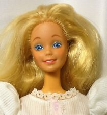 Mattel 1984 My First Barbie Doll Version 2 Blue eyes Twist n Turn