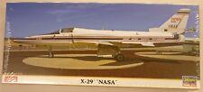 Hasegawa 1/72 X29 Nasa US Advanced Technology Demo Aircraft 2206