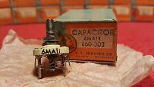 E.F. Johnson Variable Capacitor - 6MA11 / 160-303