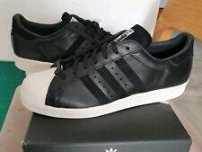 Mastermind Japan x Adidas Superstar 80s Black white 9.5 stan smith boost