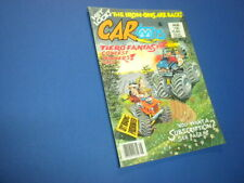 CARTOONS/CAR TOONS magazine 1984 August - Petersen Publishing racing hot rods