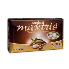 Maxtris Confetti Matrimonio-Gold Cioccolato- 1 kg - PROMOZIONE ESCLUSIVA!
