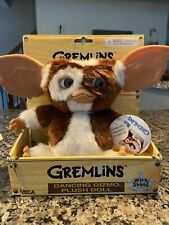 "NECA GREMLINS, DANCING GIZMO 6"" PLUSH DOLL, WITH SOUND (BRAND NEW)"