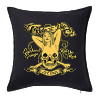 Biker Motorbike Bike Cushion Cover Pillow Case Motorhome Race Truck Caravan 235