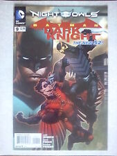 Dark Knight 9 NM- to NM (New 52) Night of the Owls