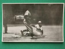 1950's BASEBALL PLAYER FELIPE MUÑECA ITURRALDE ORIGINAL BLACK AND WHITE PHOTO 2