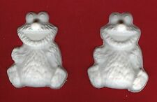 Baby Elmo plaster of Paris painting project. Set of 6!