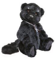 'Rea' by Charlie Bears - jointed Binturong / Bearcat teddy bear - CB202074