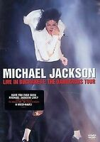 Michael Jackson - Live in Bucharest: The Dangerous Tour | DVD | Zustand gut