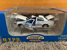 Gearbox Ford Crown Victoria Police Interceptor NYPD Diecast