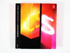 Creative Suite 5.5 Design Premium Vollversion, deutsch für MacOS, SKU: 65111700