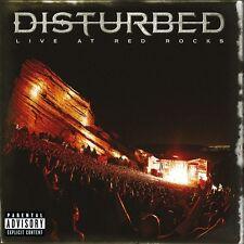 Disturbed - Disturbed - Live At Red Rocks [New CD] Explicit