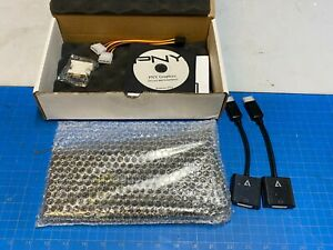PNY Nvidia Quadro K4000 Video Graphics Card 3GB GDDR5 PCIe Display Port DVI