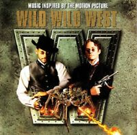 * DISC ONLY * / CD / Music Inspired By The Motion Picture Wild Wild West