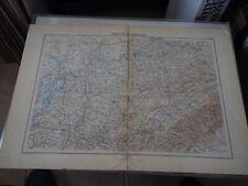 """Antique Map """" Kentucky ET Tennessee"""""""