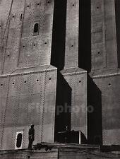 1935 STEEL BUILDING Metal Architecture INDUSTRIAL Photo Art By DOOLITTLE ~ 16x20