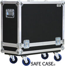 "Ata Safe Case for Fender Vibrolux Reverb Silverface 1/4"" Ply Road Case"