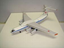 """Aeroclassics Russian Military Soviet Air Force IL-76 MD """"713 Red Star"""" 1:400"""