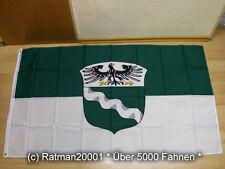 Fahnen Flagge Rheinland Rheinprovinz ab 1927 - 90 x 150 cm