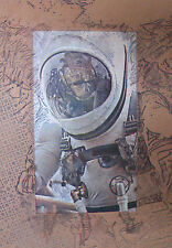 Ted Thomas USA Astronaut Space Abstract Hand Signed Limited Edition Serigraph