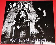 Aura Noir: Dreams Like Deserts LP Vinyl Record 2012 Peaceville VILELP394 NEW