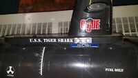 Funrise Hasbro GI Joe USS TIGER SHARK Motorized Submarine MISSING MISSILES Door
