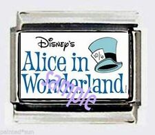 Alice in Woderland italian photo 9mm Charm for modular link bracelets