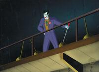 Batman Animated Series Original Production Cel Joker-The Last Laugh